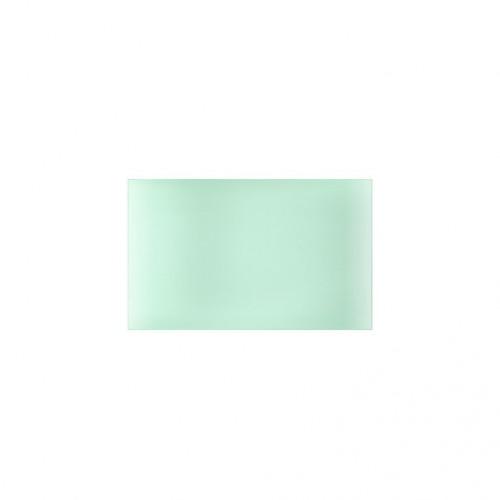 Экран защитный для маски сварщика поликарбонат 52х102 мм