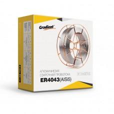Проволока алюминиевая GRADIENT ER4043 Ø1,2 мм (7 кг) AlSi5