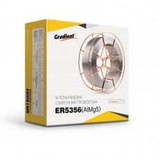 Проволока алюминиевая GRADIENT ER5356 Ø0,8 мм (7 кг) AlMg5