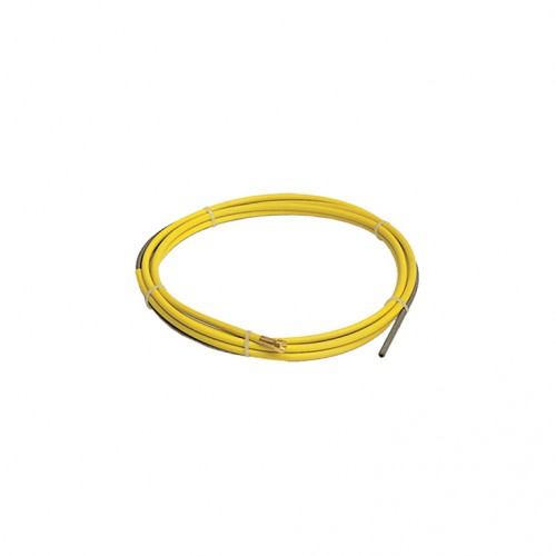 Спираль RHINO (Ø1,2-Ø1,6) 3,5 м желтая (PTFE)