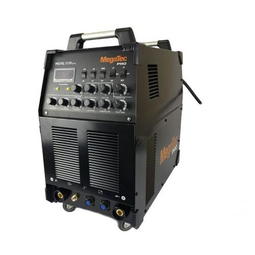Аппарат аргонодуговой сварки MegaTec PRO TIG 315P AC/DC