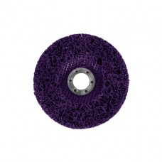 Круг зачистой GRADIENT коралл 125 мм (фиолетовый)