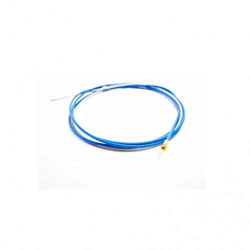 Спираль RHINO (Ø0,6-Ø0,9) 5,5 м голубая (PTFE)