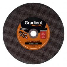 Круг отрезной GRADIENT 300x3,0x32 мм