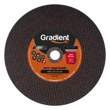 Круг отрезной GRADIENT 400x3,5x32 мм