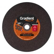Круг отрезной GRADIENT 355x3,5x25.4 мм