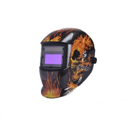 Маска сварщика RHINO СТРАЖ RH302 (огонь)