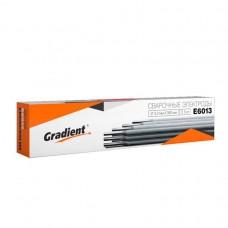 Электроды сварочные GRADIENT Е6013 Ø4,0 мм (5 кг)