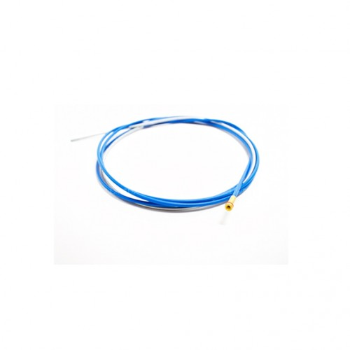 Спираль RHINO (Ø0,6-Ø0,9) голубая (PTFE) отрезная