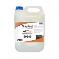 Жидкость антипригарная GRADIENT TW5000 на вод.осн 20 л