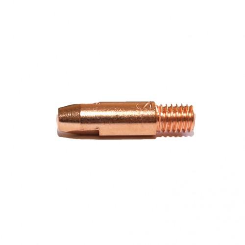Наконечник контактный RHINO М6х28х0,8 мм E-Cu-Al